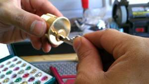 Rekeying a residential Kwikset lock