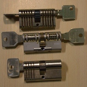 Commercial lock cylinders for business