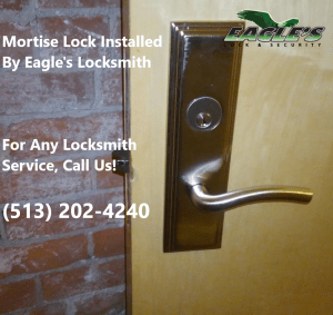 Mortise Lock Installation in Kenwood, OH 45236