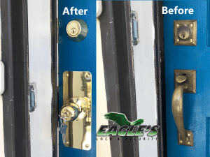 Lock Installation and Re-Keying Service in Loveland, OH 45140